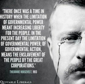 teddy roosevelt on limited government